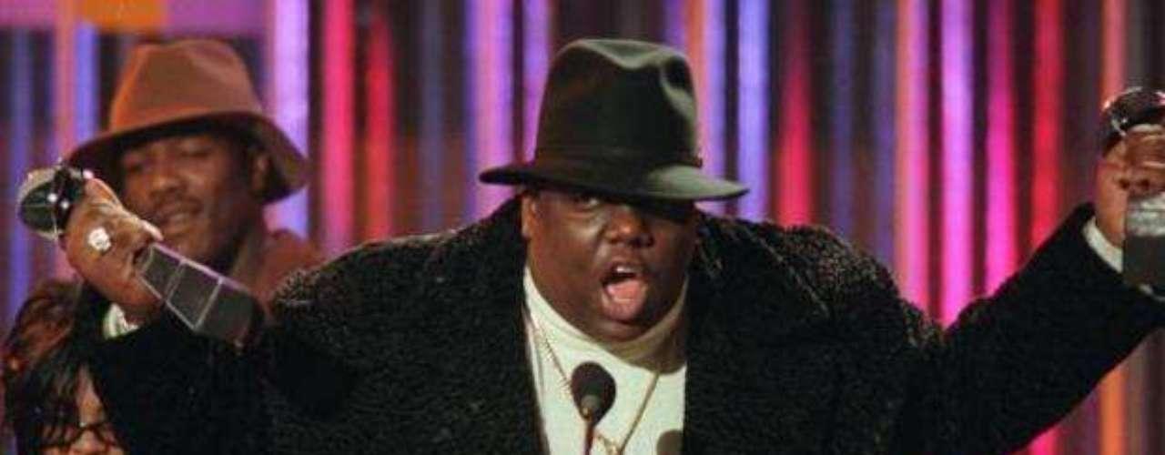 A Christopher George Letore Wallace, mejor conocido como Notorious B.I.G., lo mataron al salir del Soul Train Music Awards en Los Ángeles.