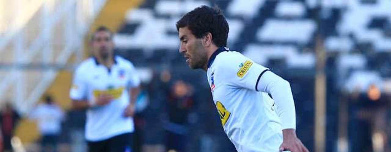 MAURO OLIVI: Aunque el atacante argentino tiene contrato por Colo Colo hasta 2015, el Pampa es uno de los deseos del DT Omar Labruna para potenciar a Everton. El lo trajo a Chile y lo hizo brillar en Audax Italiano.
