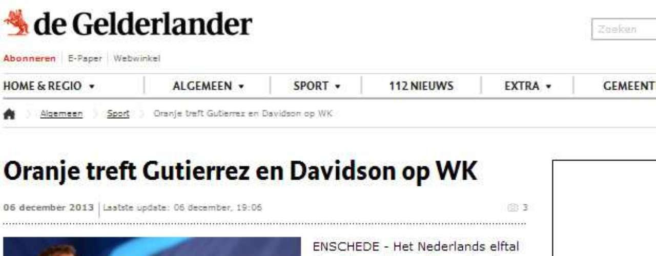 De Gelderlander (Holanda)