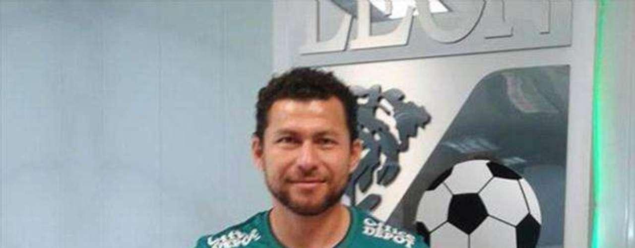 Miguel Sabah es refuerzo del campeón León