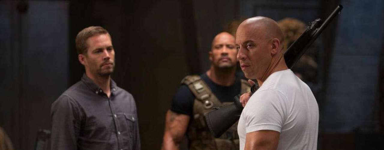 Fast & Furious 6 recaudó$238.7 millones de dólares