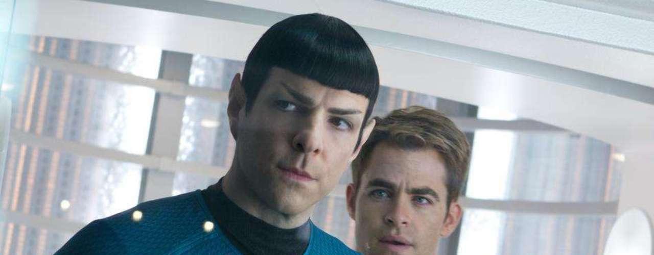 Star Trek Into Darkness recaudó$228.8 millones de dólares