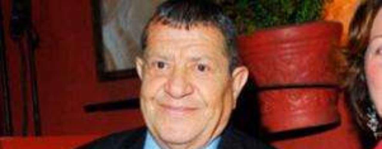 El actor mexicano Raúl Padilla \