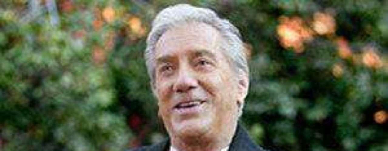 Grabó 169 películas a lo largo de su trayectoria. Las últimas telenovelas en las que participó fueron 'Fuego en la sangre' (2008), 'Amor sin maquillaje' (2007), 'Destilando amor' (2007), 'La madrastra' (2005) y '¡Vivan los niños!' (2002). Su última participación en el cine fue en el 2010 con el filme 'Los inadaptados'.Muere el actor mexicano Juan PeláezEncuentra páginas de tus novelas favoritas en orden alfabéticoActores que murieron en 2011Actoreshispanos que murieron en 2012Inolvidable: Eduardo Palomo y su 'Corazón Salvaje'Fallece Gérard de Villiers, popular autorfrancés de novelas de espionaje