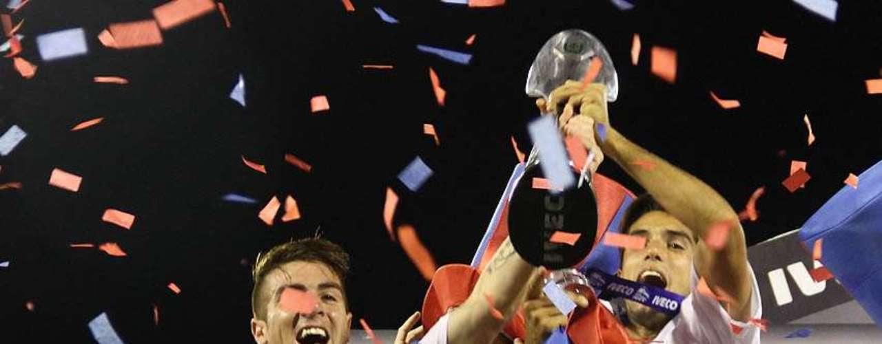 San Lorenzo sumó una nueva estrella a su escudo y lo festejó a lo grande.