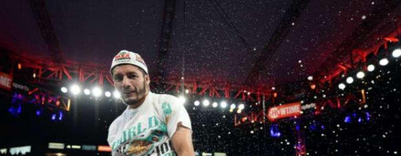 La revancha entre Jhonny González (foto) y Abner Mares se dará el 15 de febrero.