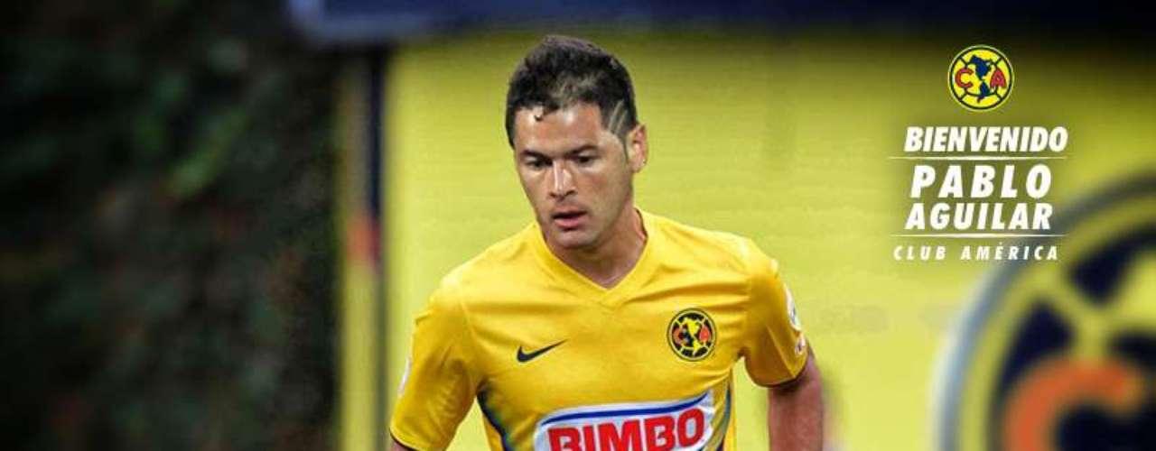 El central paraguayo Pablo Aguilar es nuevo jugador de América