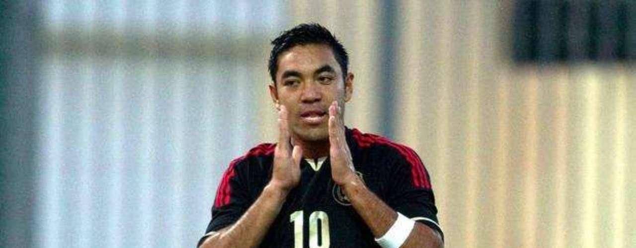 El año pasado fue figura en los compromisos de la selección mexicana de futbol olímpica, previo a su participación en Londres 2012, especificamente en el Torneo Esperanzas de Toulon.