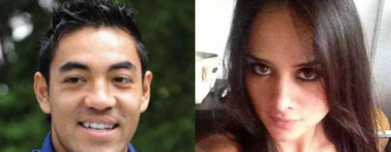 El 2013 fue de fiesta para Fabián, pero también estuvo involucrado en asuntos del corazón, como así lo publicó la revista TV Notas, quien aseguró que el futbolista le pagó 20 mil pesos a la DJ Marisol Grajales, con quien además tuvo un fugaz romance.