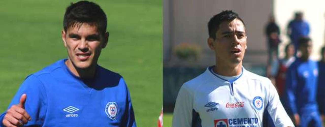 Los jugadores de Toluca Xavier Báez y Fausto Pinto reforzarán a Cruz Azul