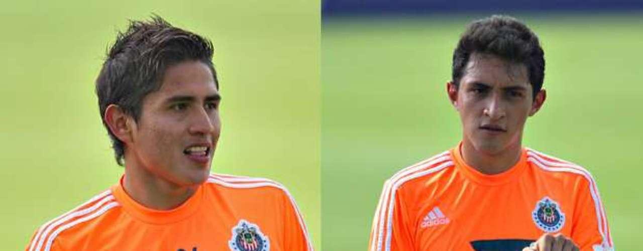 Julio Gómez y Francisco Flores también fueron fichados por las Chivas