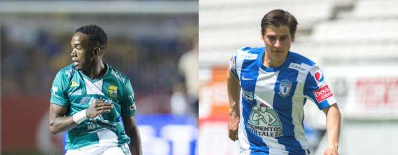 Dario Burbano e Iván Estrada tendrán como nuevo equipo a los Tigres