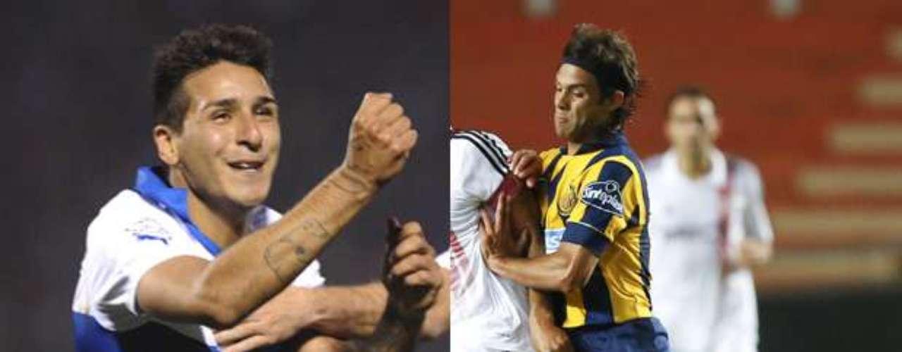 Los argentinos Ismael Sosa y Diego Lagos son nuevos refuerzos de Pumas