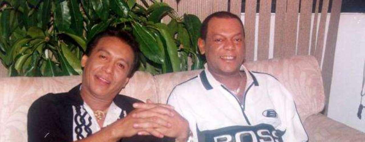 Diomedes y El Joe Arroyo.