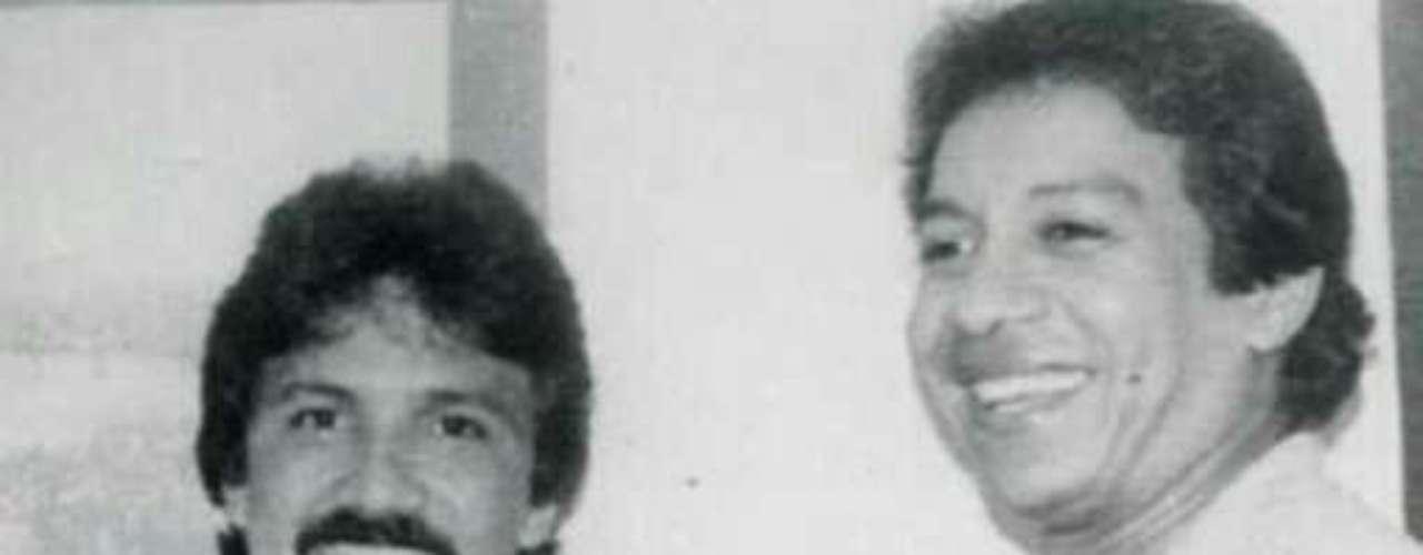 El apodo'El Cacique de la Junta'se lo debe aRafael Orozco, quien lo llamó así en su interpretación de la canción de la autoría de Díaz 'Cariñito de mi vida'(1975).