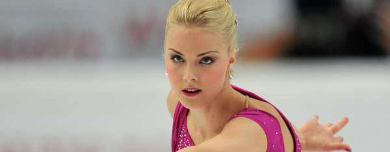 Kiira Korpi: This Finnish figure skater is nicknamed Jaaprincessa (\