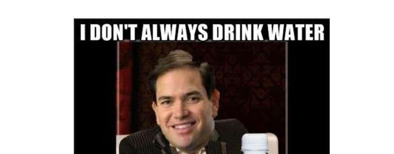 El meme sobre elactode Rubio fue uno de los más virales durante el 2013.