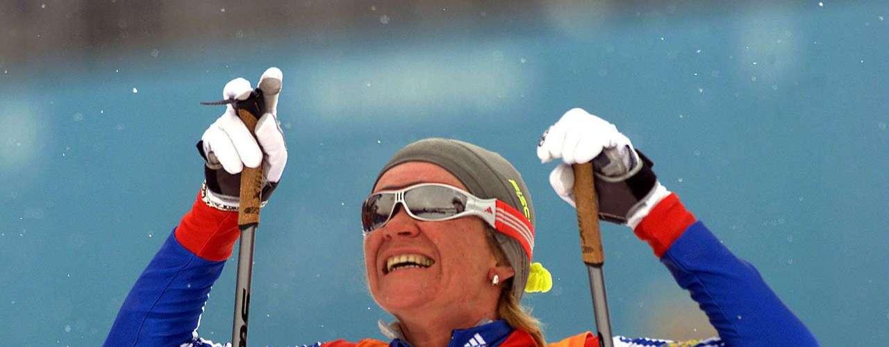 En lo deportivo, los Juegos se mancharon con diferentes escándalos en patinaje artístico y, también, con tres casos de dopaje. La rusa Larissa Lazutina (foto), que ostentaba el récord de medallas femeninas de invierno, y Olga Danilova fueron excluidas del evento.