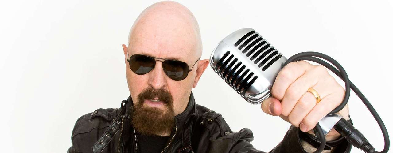 Rob Halford:El líder de Judas Priest admitió ser gay en medio de una transmisión realizada por MTV en febrero de 1998.