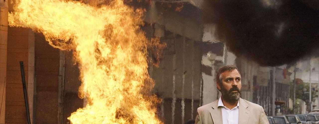 Harrison Ford le dijo no al papel de Clooney en 'Syriana'. George ganó el premio de la Academia.