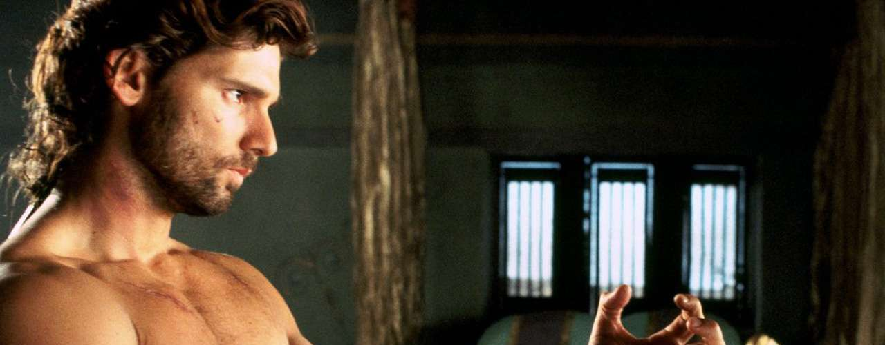 Eric Bana tampoco estuvo nada mal en 'Troya' (2004), donde encarnó al musculoso'Héctor'.