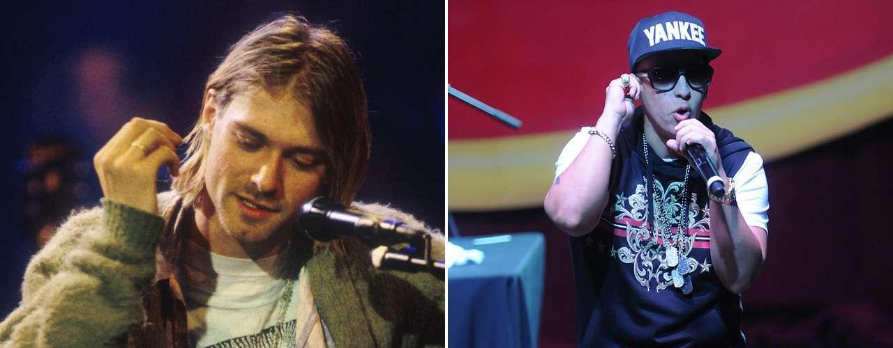 El reggaetón será todo lo candente, sensual y excitante que sus fans quieran, pero por fortuna para el resto del mundo también lo era la lambada y esa se quedó en el olvido (gracias al cielo). Como representante de este género para ofrecer como tributo a cambio de Kurt Cobain elegimos aDaddy Yankee.