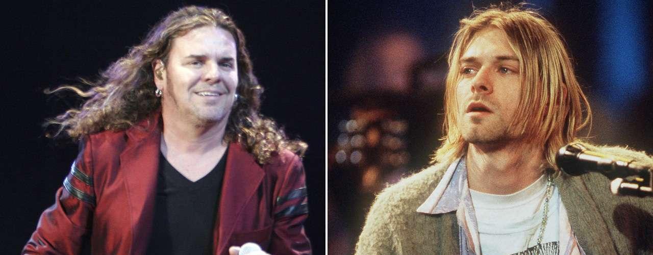 Lo que se escucha sí se juzga. Puede que Nirvana sólo tenga tres discos publicados ('Bleach', 1989; 'Nevermind', 1991; e 'In Utero', 1993), pero la variedad y el alcance e impacto logrado con esos tres álbumes rebasa los logros deManá, a los que se ha acusado hasta el hartazgo de hacer la misma canción una y otra vez.