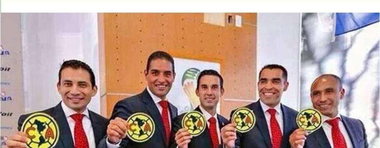Los árbitros ya tienen su credencial 'Americanista' para pitarle a favor a las Águilas ante Pumas.