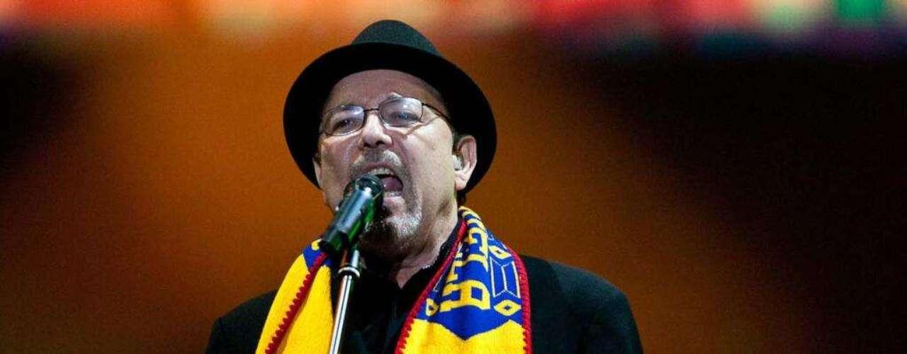Rubén Blades, hizo público su apoyo a los estudiantes que se manifiestan en el país sudamericano en una carta en la que sugirió \