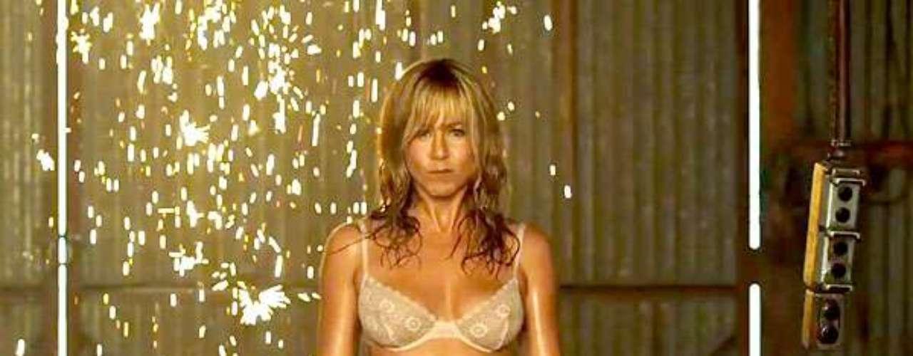 Jennifer Aniston, 45 años.