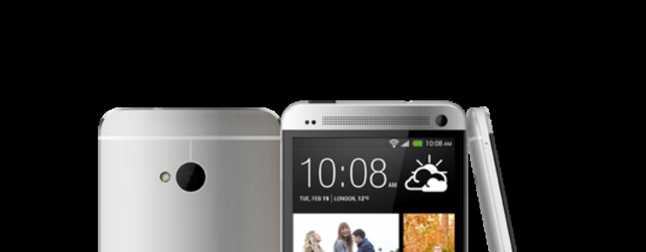3º - HTC One - Este terminal fabricado por la china HTC es tan potente que puede competir fácilmente contra el iPhone de Apple y el Galaxy S4 de Samsung. Sin duda, de los más avanzados smartphones del momento.