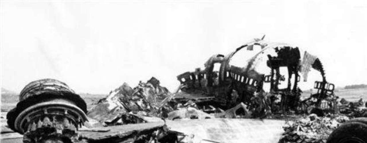 19 de agosto de 1980. El avión de Air India vuelo 163 se incendió en el antiguo Aeropuerto de Riad luego de aterrizar. Los bomberos llegaron tarde. Murieron los 287 pasajeros, 11 sobrecargos y 3 miembros de la tripulación.