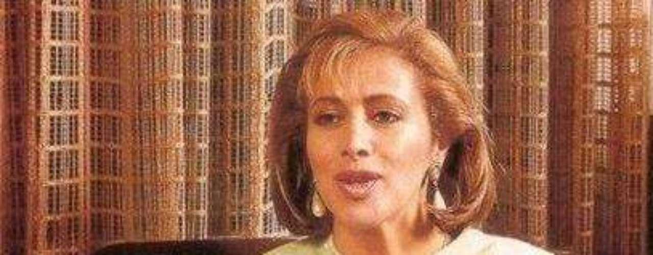Celmira Luzardo.- La actriz colombiana murió el miércoles 12 de marzo por problemas respiratorios. Participó en telenovelas como 'Yo Soy Betty La Fea', 'Francisco El Matemático', 'La Tregua', 'La Potra Saina', entre otras.