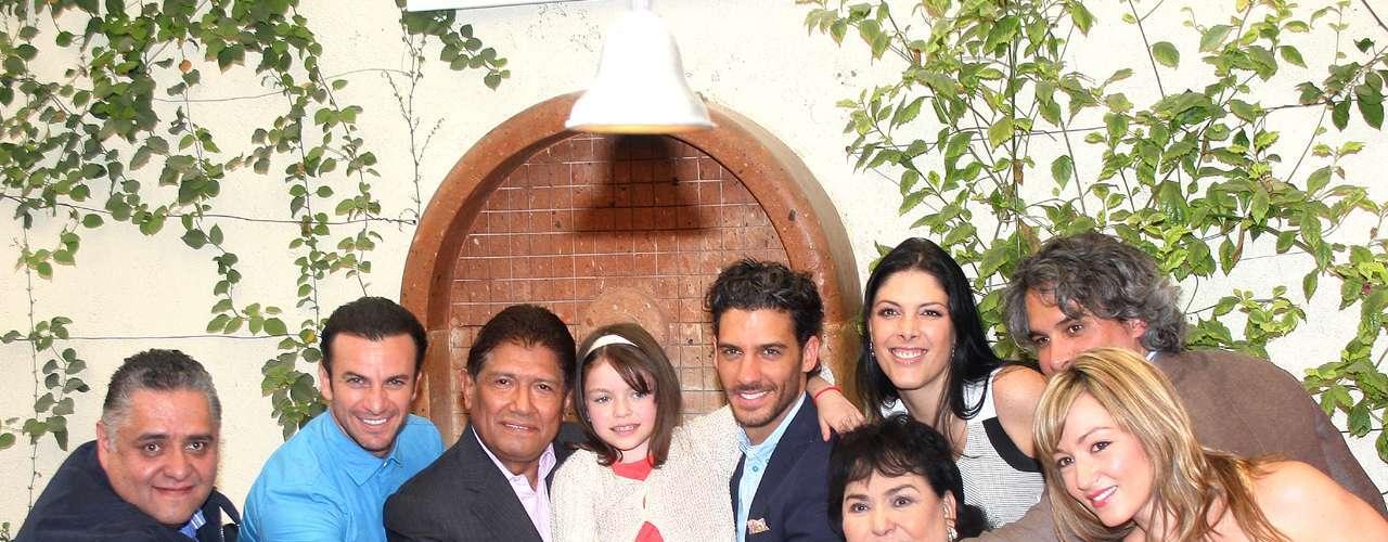 La historia protagonizada por Blanca Soto y Fernando Colunga conquistó a todos con el romance y la comedia, que por primera vez trabajaron para las telenovelas los dos protagonistas.