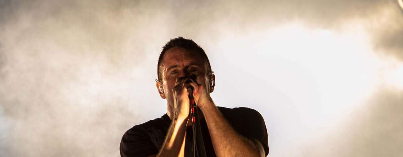 Trent Reznor pidió disculpas por ausentarse tanto de México.