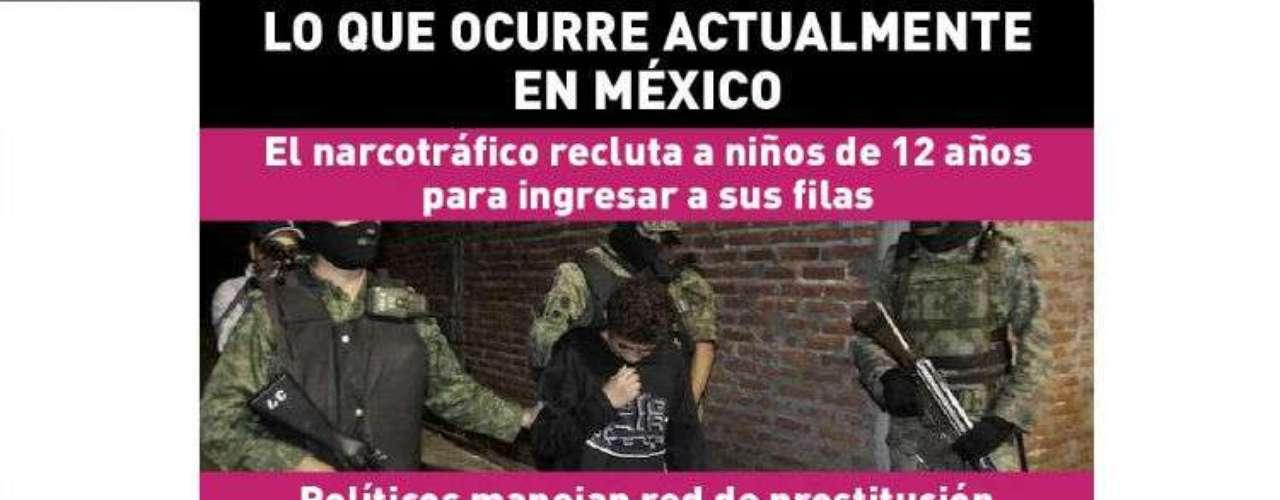 También en Twitter, el Partido de la Revolución Democrática en el Distrito Federal (PRD-DF) reiteró su apoyo a las mujeres capitalinas y solicitó a las autoridades se aclare la presunta red de prostitución en su adversario político. Además, el Sol Azteca acudió a la Procuraduría local para interponer una denuncia contra Gutiérrez de la Torre.