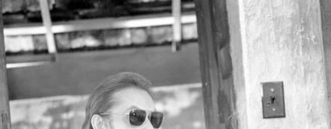 José Wilker fallecióeste sábado a la mañana, víctima de un infarto fulminante, en su casa de Río de Janeiro.En esta foto, el actor en'Cavalo de Aço', en1973