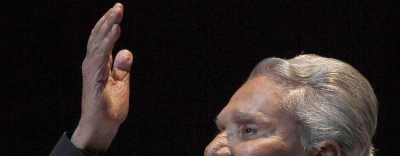 En una entrevista que Chavela Vargas dio en 2003, en el Teatro Carnegie Hall de Nueva York, confesó su lesbianismo. \