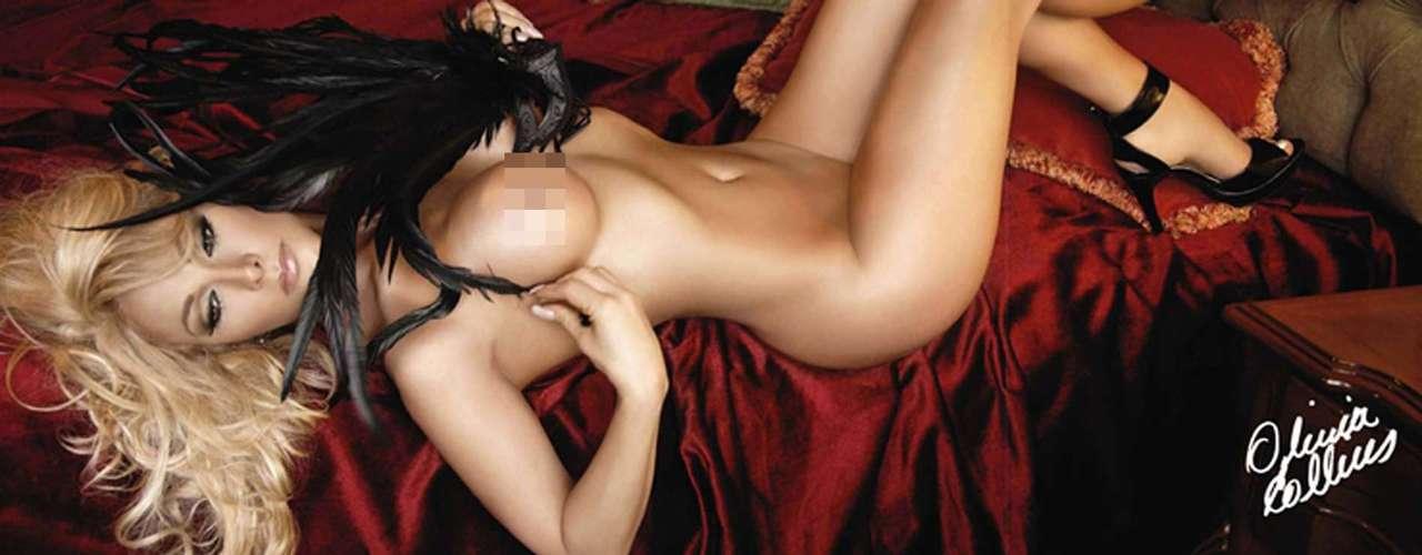 En Olivia Engalan La Portada De Revista Playboy Y Dej A