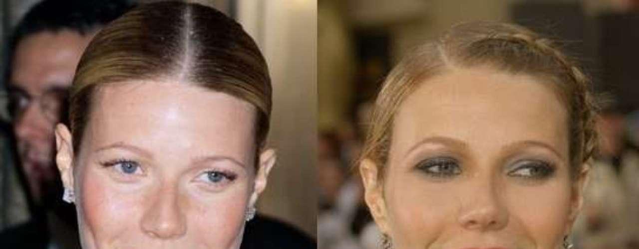 Gwyneth Paltrow es una de las cuarentonas más bellas del medio del espectáculo. La actriz ha sabido asimilar el paso de los años y ha logrado proyectar una belleza casi inalterable.