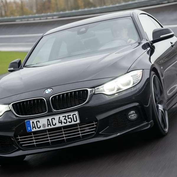 AC Schnitzer BMW 4-Series Tuning Program