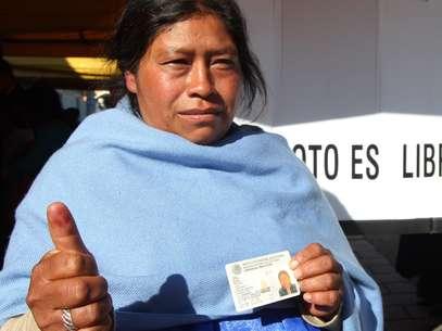 El voto femenino aún enfrenta nuevos retos de cara al 2013. Foto: Notimex