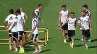 Real Madrid y Atlético luchan por la Supercopa de España Video: