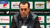 Carlos Barra pide no caer en la desesperación Video:
