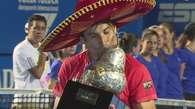 Ferrer se adueña de Acapulco al ganar cuarto título del AMT Video: