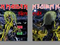 Iron Maiden - 'Killers'. Foto: Flickr Harvezt