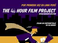 48 HOUR FILM PROJECT: La oportunidad de llegar a un festival internacional Foto: 48 HOUR FILM PROJECT