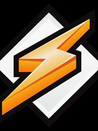 El logo de Winamp en el mercado de apps Google Play Foto: Divulgación