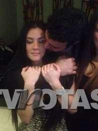 Diosa Canales tuvo un encuentro fugaz con Pablo Montero en su natal Venezuela. Foto: TV Notas