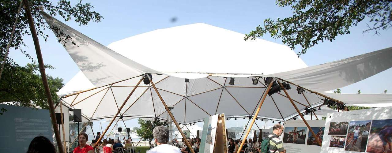 La Cumbre de los Pueblos es uno de los principales eventos paralelos a la Conferencia de las Naciones Unidas para el Desarrollo Sostenible.